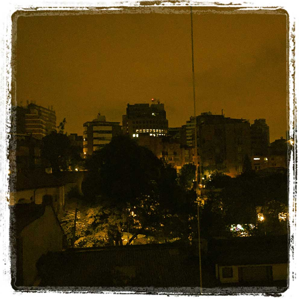 Today's Picture. Early morning in bogota